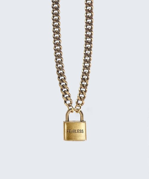 The Giving Keys - Rebelle - Collier Cadenas