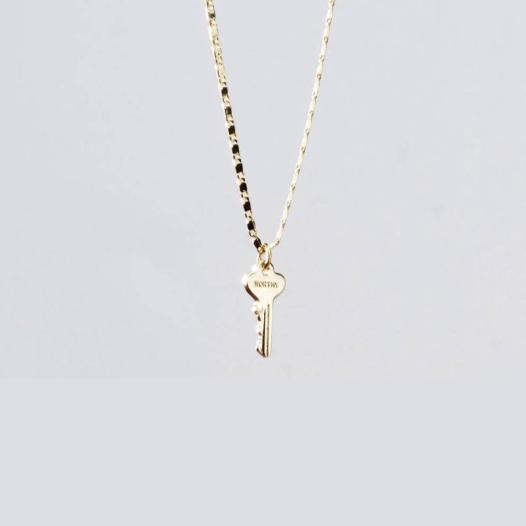 The Giving Keys - Collier Petite Clé