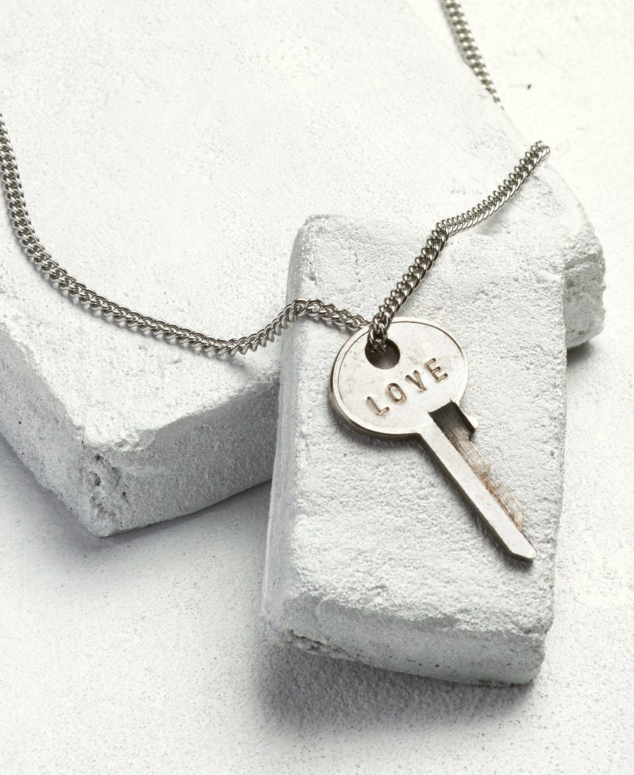 The Giving Keys - Collier Clé Classique