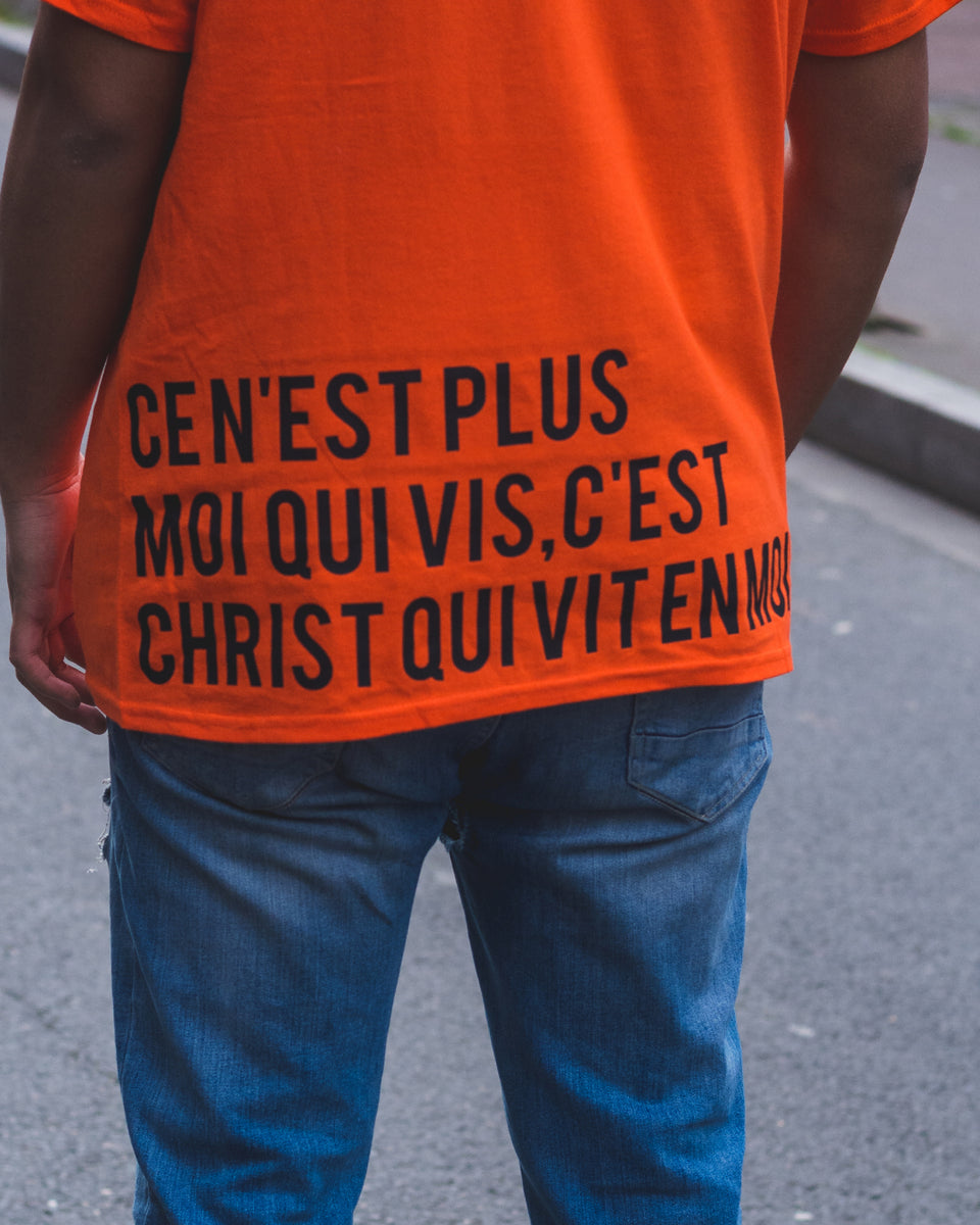 Christlivesinme - Base - T-shirt