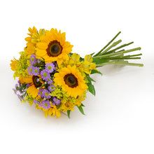 Load image into Gallery viewer, Sunflower Bouquet 01