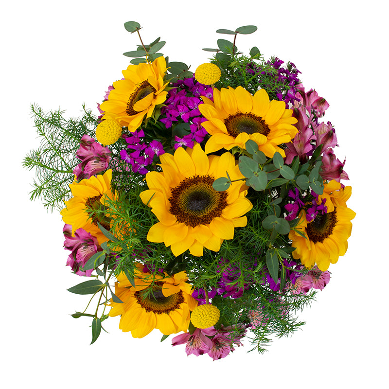 Sunflower Bouquet 02