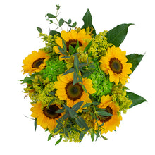 Load image into Gallery viewer, Sunflower Bouquet 3