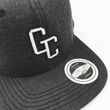 Load image into Gallery viewer, NEW Raglan GC Snapback Cap