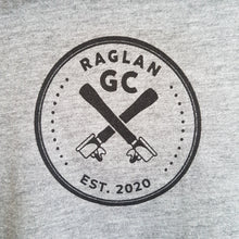 Load image into Gallery viewer, Raglan GC Front Tee Logo