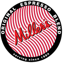 Load image into Gallery viewer, Miller's Coffee Original Espresso Blend