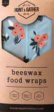 Load image into Gallery viewer, Beeswax Food Wraps, Medium
