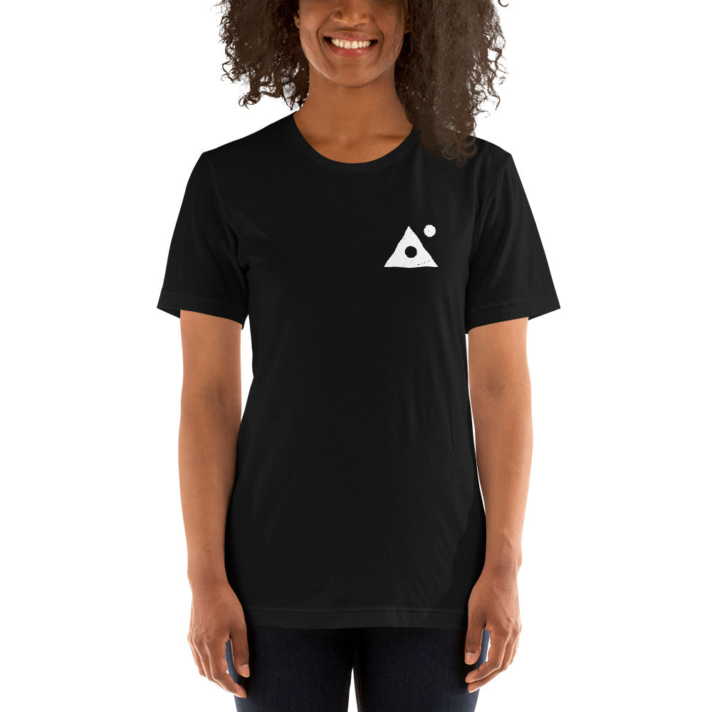 MOON PEAK - Short-Sleeve Unisex T-Shirt