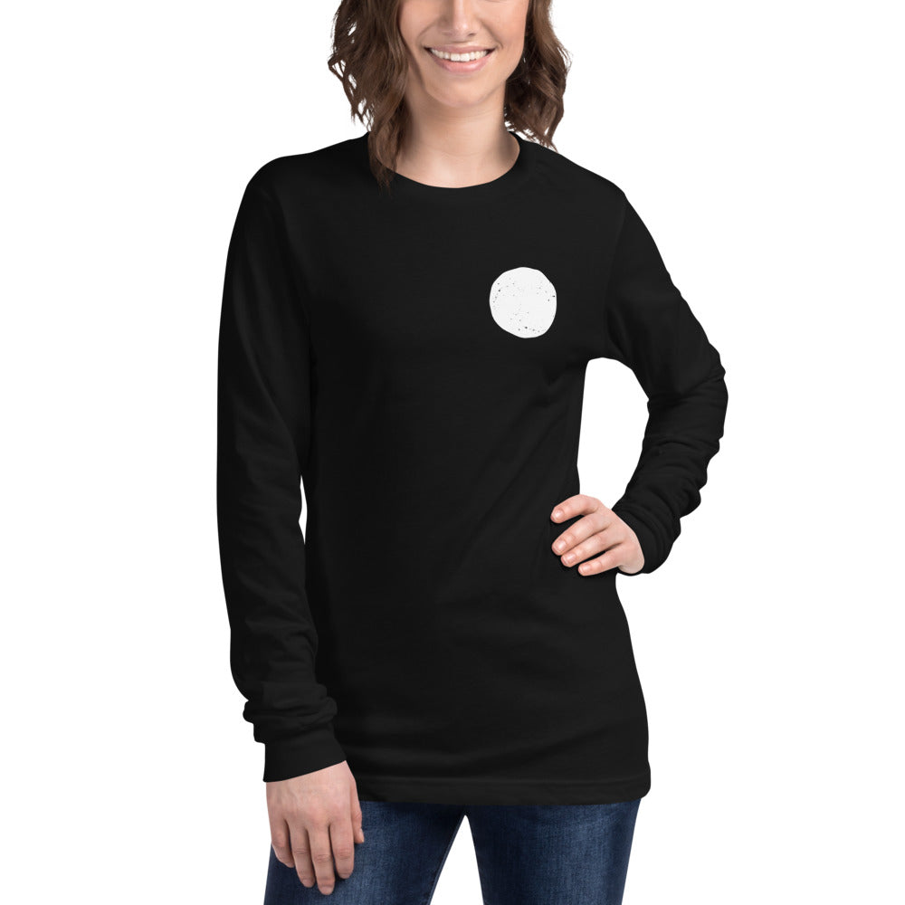 CIRCLE - Long Sleeve Unisex Tee