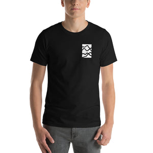 Open image in slideshow, PEAKS 01 - Short-Sleeve Unisex T-Shirt