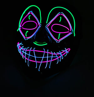 Cyber Clown Mask