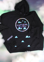 Load image into Gallery viewer, Black LVNDR BEAUTIQUE Hoodie
