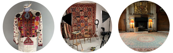 Clive Rogers Oriental Rug   Stroud   London   antique rug and prop hire