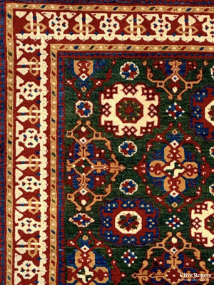 Turkish Holbein Design Rug Modern Rug