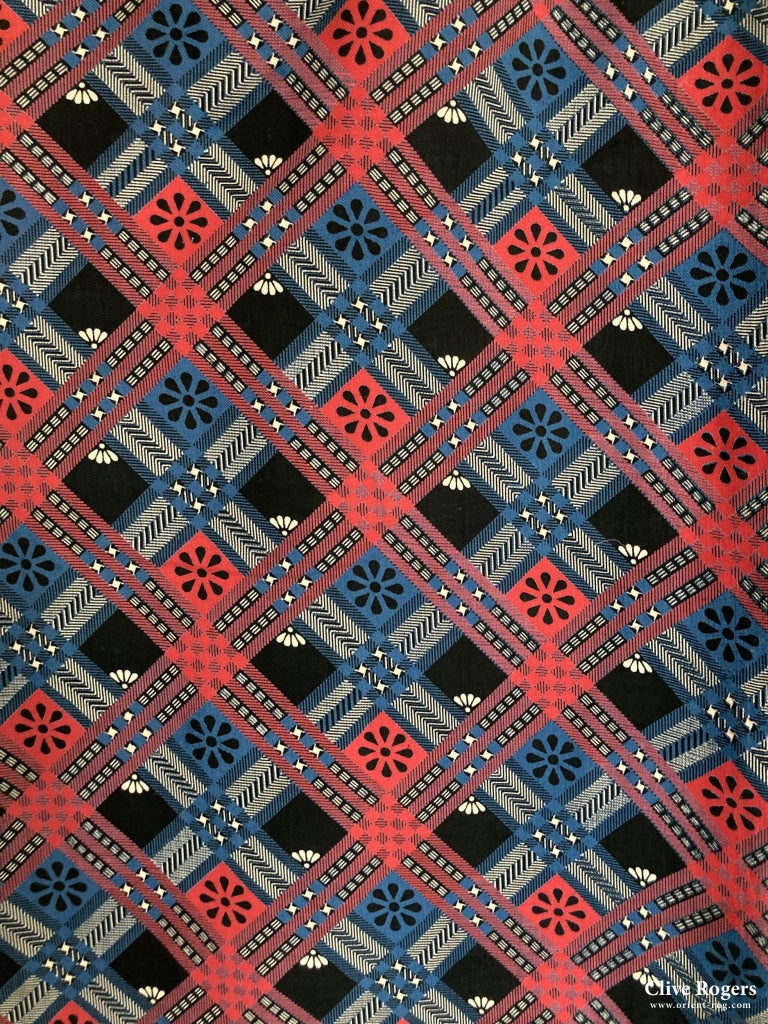 Cotton Print Made 1947