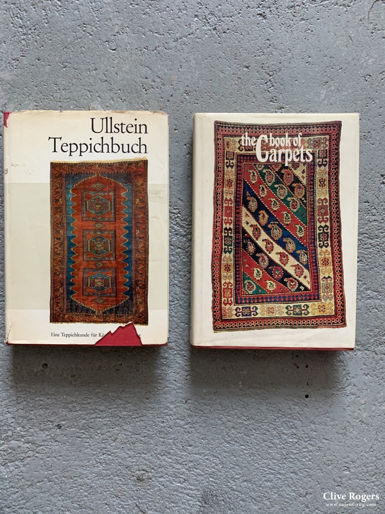 Hubel Richard G: The Book Of Carpets Barrie & Jenkins London 1979
