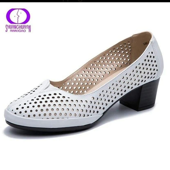Slip On breathable Women Shoes - Go Love Shoes