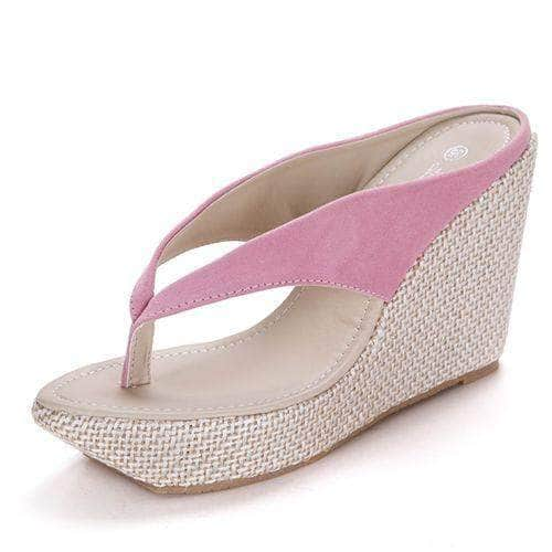 Women Gladiator Flip Flops - Go Love Shoes