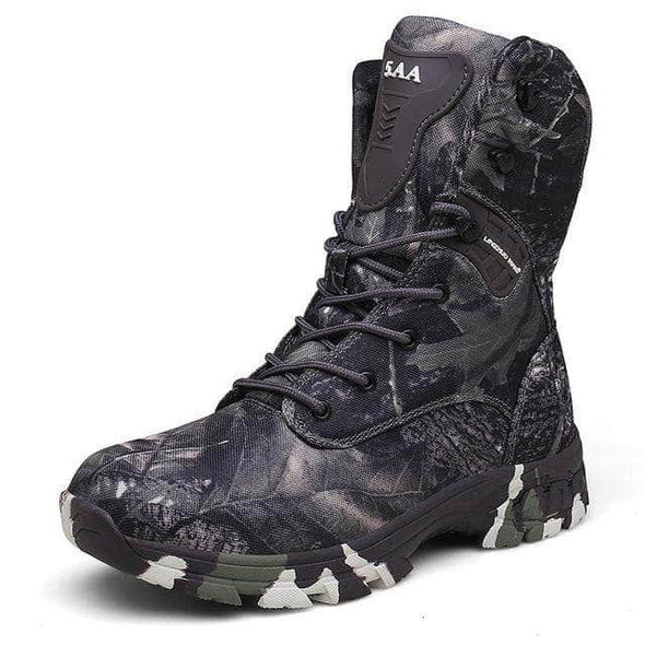 Men Waterproof Hiking Shoes - Go Love Shoes