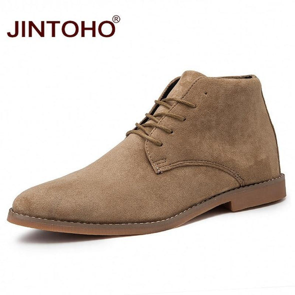 Leather Boots for men - Go Love Shoes