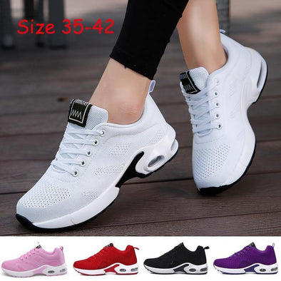 Breathable mesh shoes women - Go Love Shoes