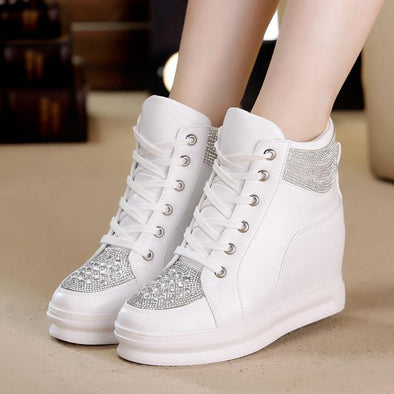 High Top Shoes for women - Go Love Shoes
