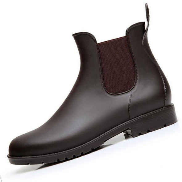 Chelsea Waterproof Boots - Go Love Shoes