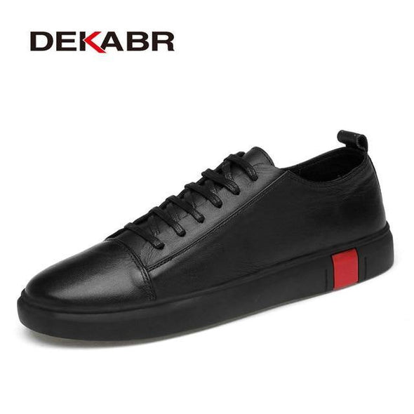 Men Genuine Leather Shoes - Go Love Shoes