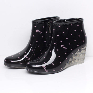 Winter Rain Boots-USA - Go Love Shoes