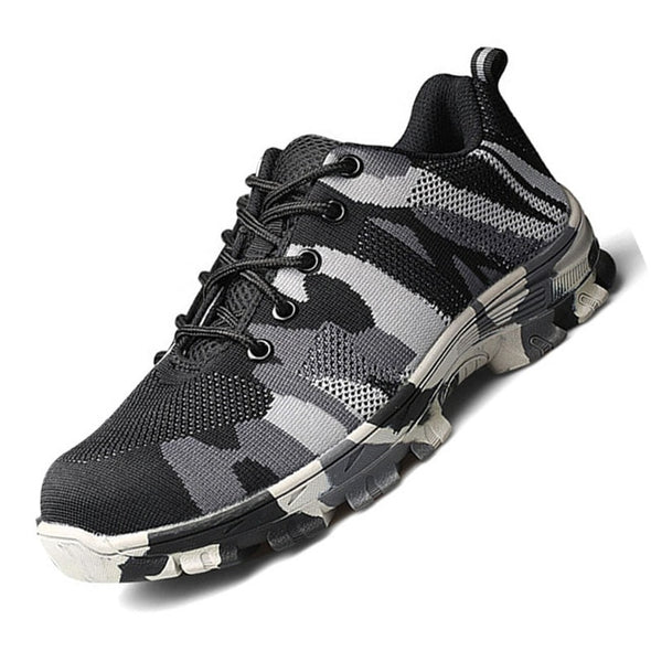 Safety Boots Air mesh for Men - Go Love Shoes