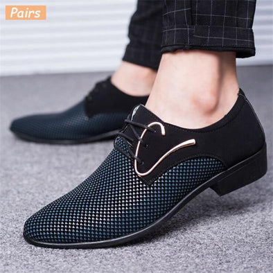 Breathable Shoes Lace-Up - Go Love Shoes