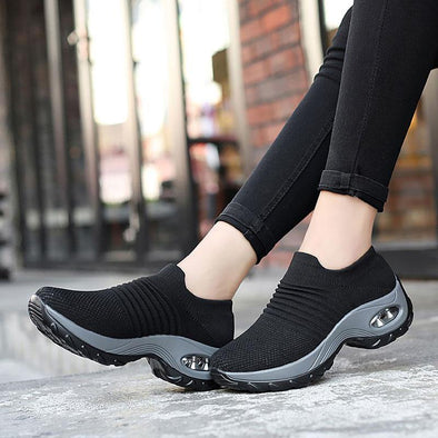 Black Shoes for men/women - Go Love Shoes