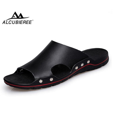 Brand Slippers for Men - Go Love Shoes