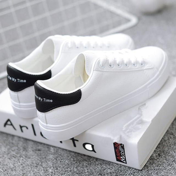 Women Sneakers 2020 Fashion Breathble Vulcanized Shoes - Go Love Shoes