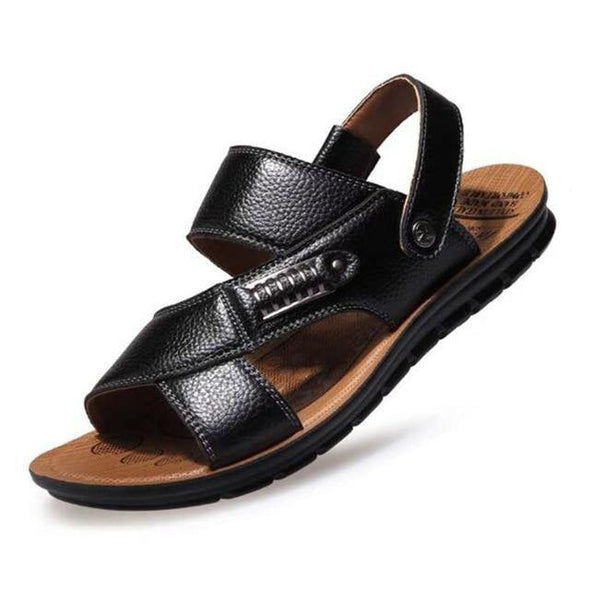 Leather Sandals for men/women - Go Love Shoes