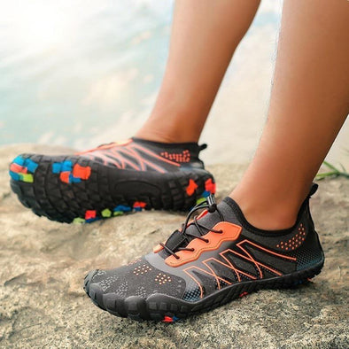Men Women Durable Hiking Shoes Sneakers - Go Love Shoes