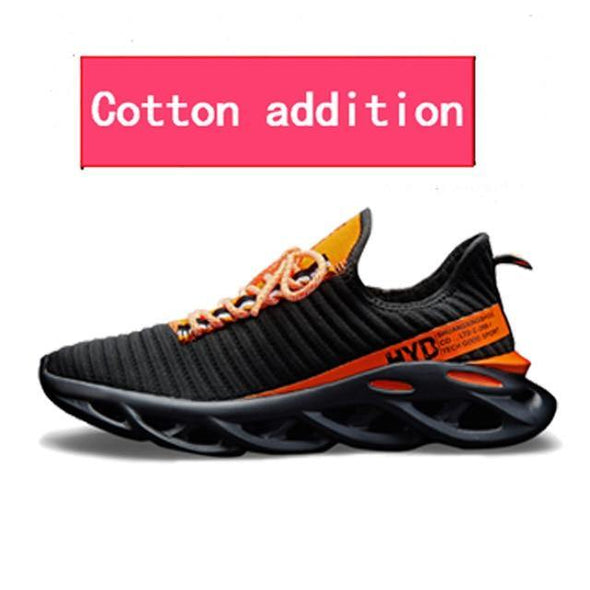 Breathable Running Cotton Shoes Men's & women - Go Love Shoes