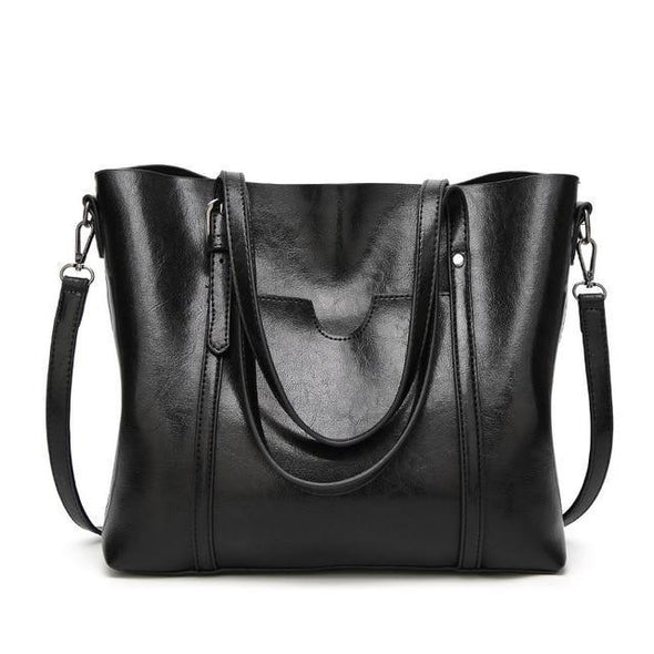 Large handbags Soft Leather - Go Love Shoes