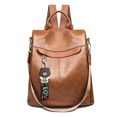Anti Theft Women Backpacks - Go Love Shoes