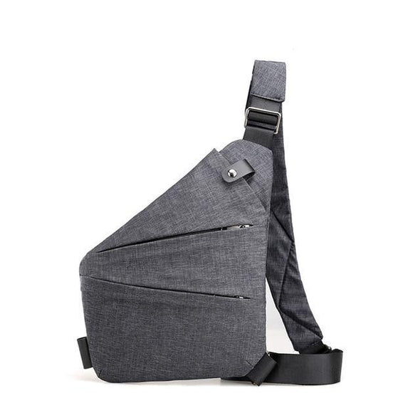 Anti-theft thin Chest Pack Holster - Go Love Shoes