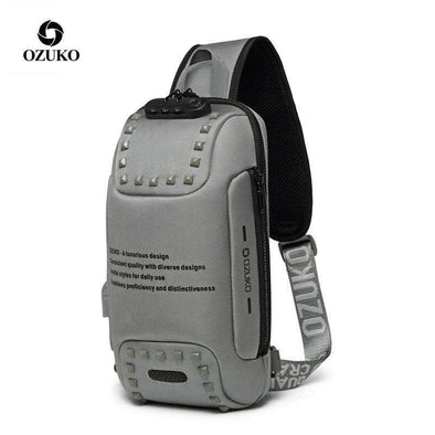 Waterproof Multifunction Backpack - Go Love Shoes