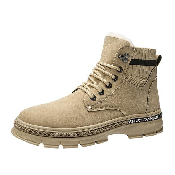 Men Ankle Boots-USA - Go Love Shoes