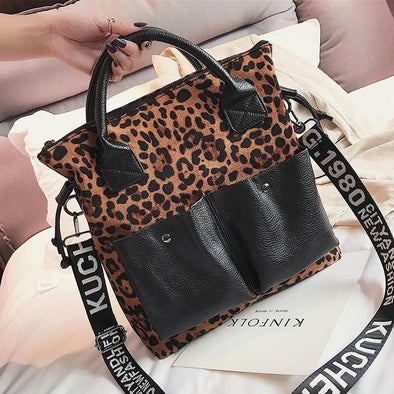 Female Crossbody Bags PU Leather - Go Love Shoes
