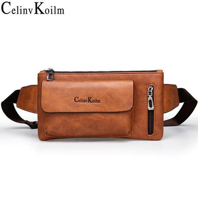 Sling Fashion Backpack Casual Leather - Go Love Shoes
