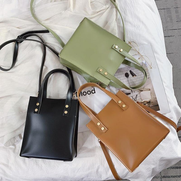 Tote Bags For Women PU Leather - Go Love Shoes