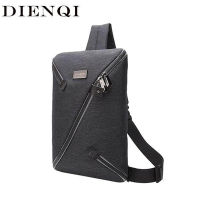 Waterproof Close-fitting Pouch Casual Chest - Go Love Shoes