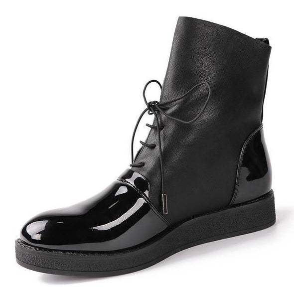 Leather Boots for women - Go Love Shoes
