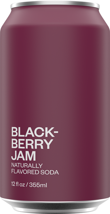 United Sodas of America | Blackberry Jam