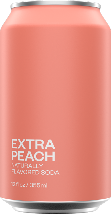 Extra Peach | United Sodas of America