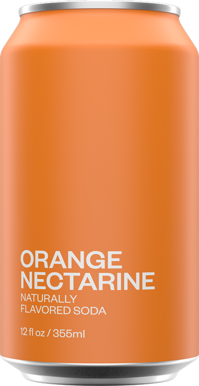 Orange Nectarine | United Sodas of America